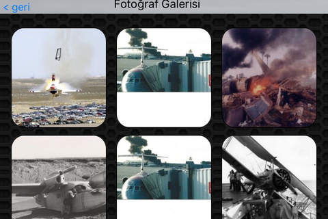 Aircraft Crash Photos & Videos | Watch and learn about aerial disasters screenshot 4
