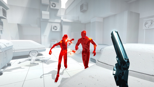 SUPERHOT: Pocket Edition Screenshots