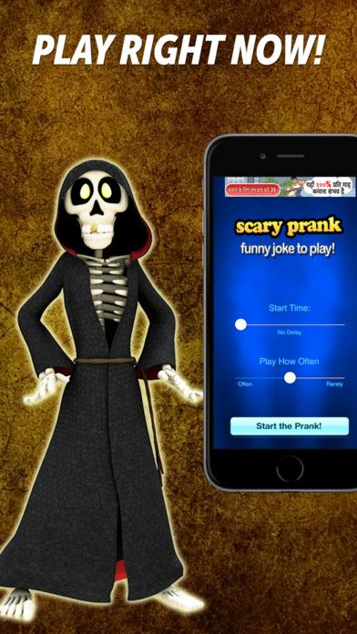 Ghost Scary Prank iPhone Screenshot 1