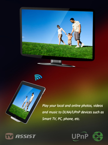 TV Assist - Play photos, videos and music to TV Screenshots