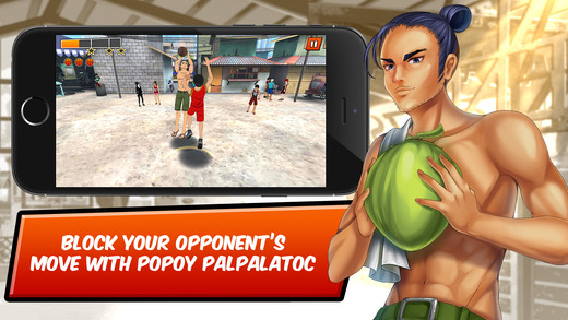 Barangay Basketball Screenshot
