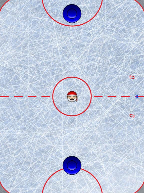 Holiday Air Hockey screenshot 9