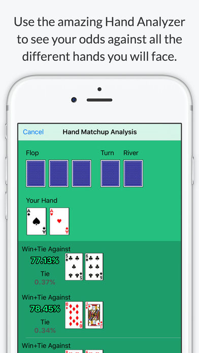 Players Now Can Calculate Odds Right at the Tables