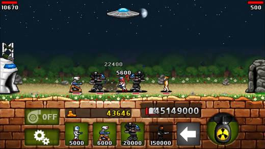 Base Warfare Screenshot