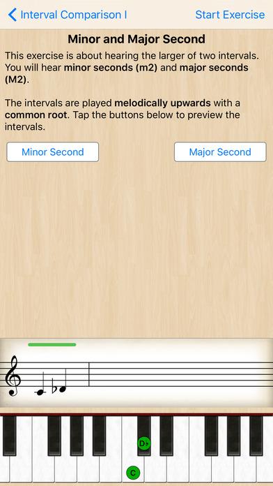 Ear Trainer Lite iPhone Screenshot 1