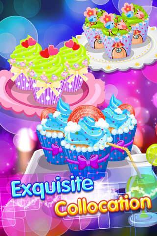 Childen's Day Cake - Ice Cream Making Recipe,Kids Games screenshot 3