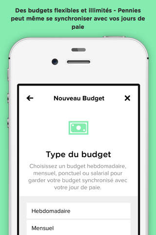 Pennies – Budget and Expenses screenshot 4