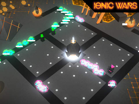 Ionic Wars Screenshots