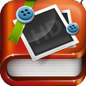 TapnScrap HD – Scrapbook, Scrapbooking, Frame Photos [iPad]