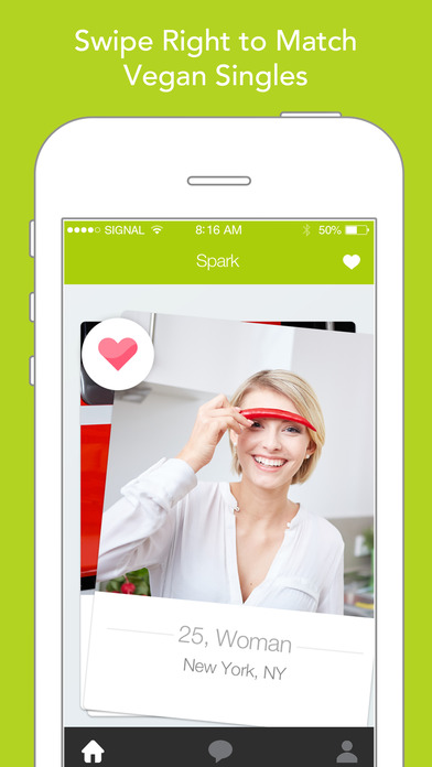 Green dating app