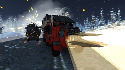 Unstoppable: Highway Truck Racing Game screenshot 3