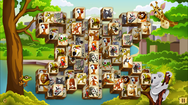 Mahjong Animals Screenshots