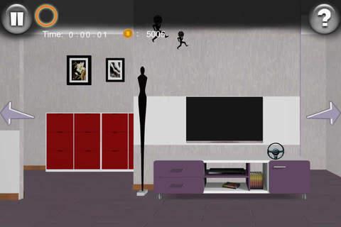 Can You Escape Horror 9 Rooms screenshot 1
