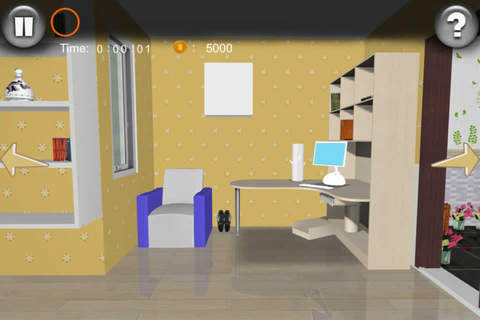 Can You Escape Crazy 10 Rooms screenshot 1