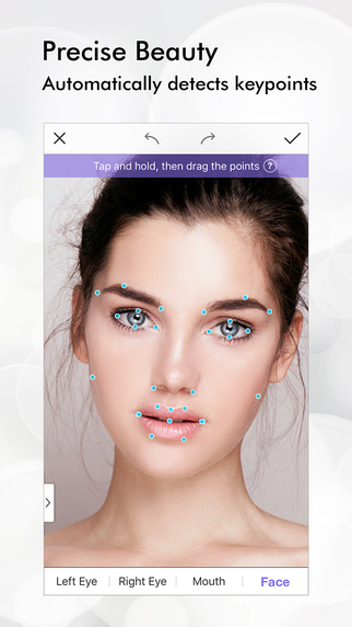 Perfect365 - Custom makeup designs, tutorials and beauty tips Screenshots