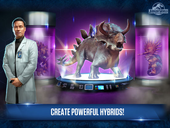 Jurassic World™: The Game Screenshots