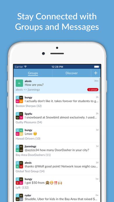 SherpaShare Pulse  -- Information, Community and Team Communication screenshot