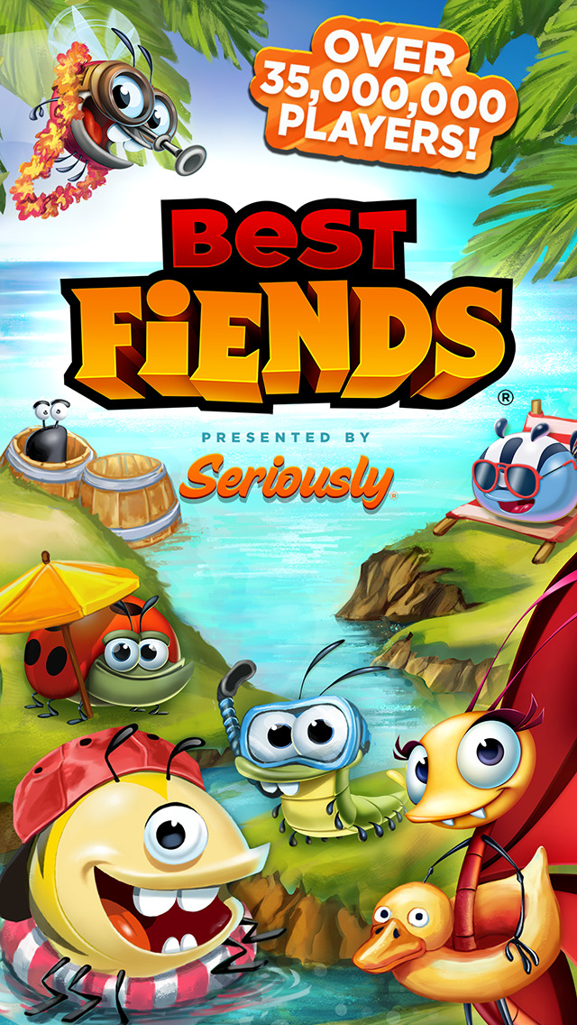 Best Fiends Hero World Tour How Many Levels