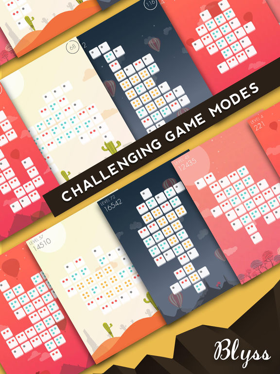 Puzzler Blyss For iOS Drops To Free For First Time Ever