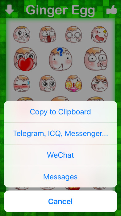 ... Stickers Free for WhatsApp, Telegram, Kik, GroupMe, Viber, Snapchat,  Facebook