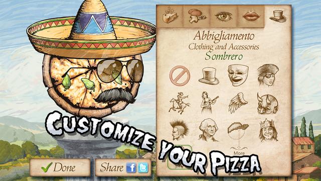 Pizza Vs. Skeletons Screenshots