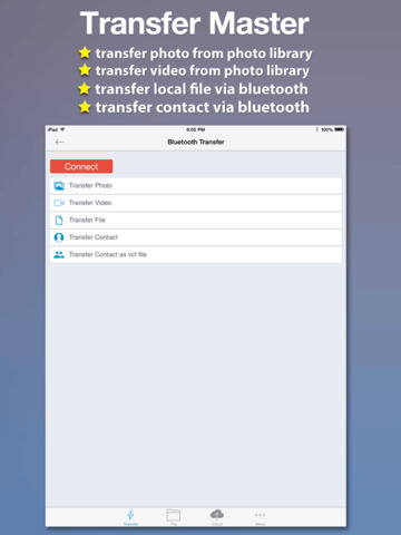 Transfer Master - Transfer photo,video,file,contact and File manager Screenshots