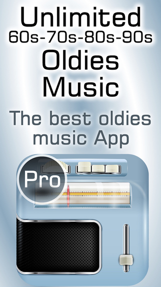 Oldies songs mega music hits radio player - The Absolute retro stations Screenshots