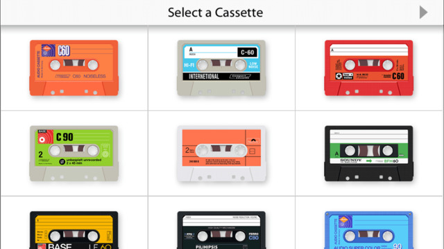 AirCassette Screenshots