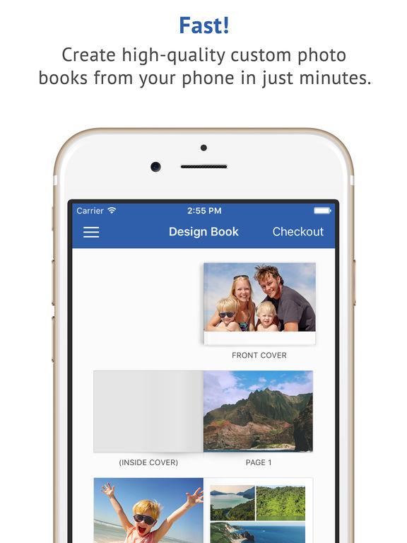 FreePrints Photobooks | Free book every month screenshot
