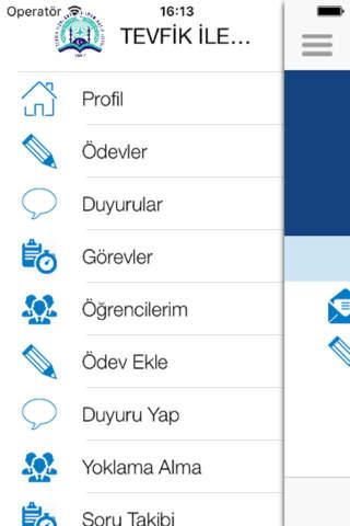 TEVFİK İLERİ İHL Mobil screenshot 2