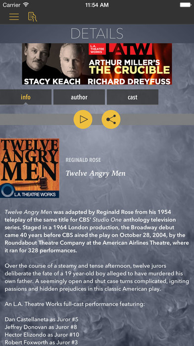 an analysis of 12 angry men by reginald rose