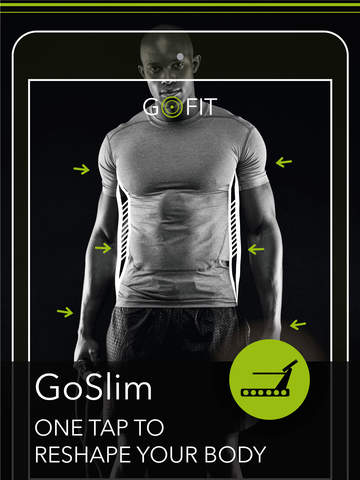 GOFIT - Body and Selfie Photo Editor Screenshots