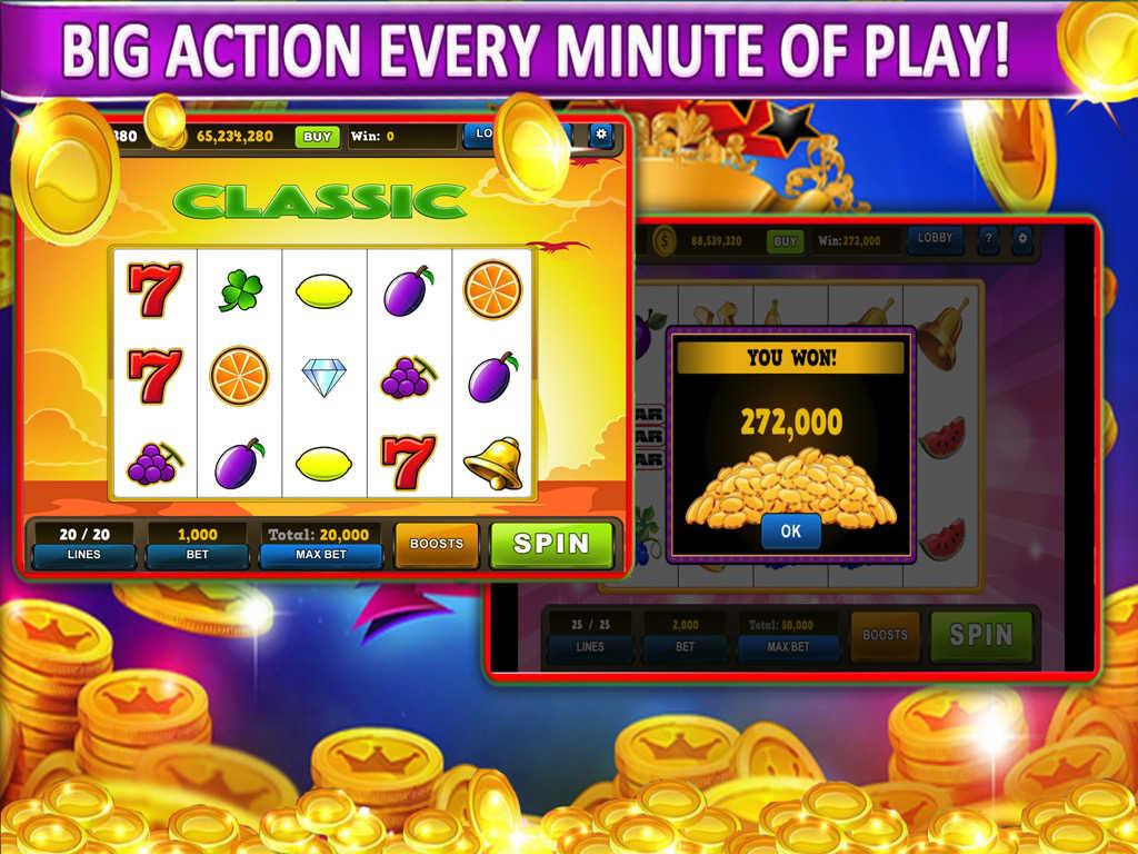 Free multiple line slot machines