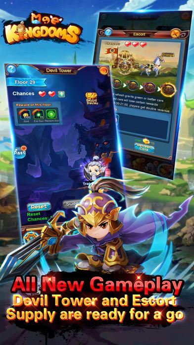 Moe Kingdoms Screenshot