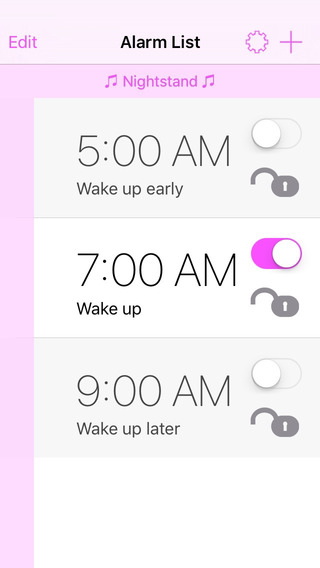 Screenshots for Mathe Alarm Clock