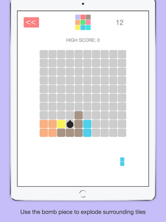 app shopper gridblock games