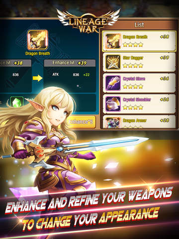 Enjoy Game Launches Lineage War Globally with Multi-language Version Image