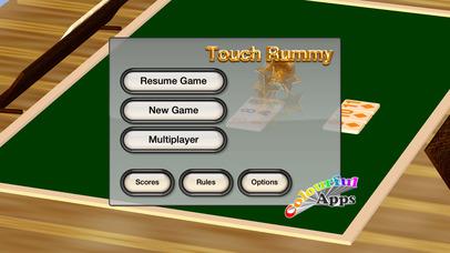 Screenshot 3 Touch Rummy