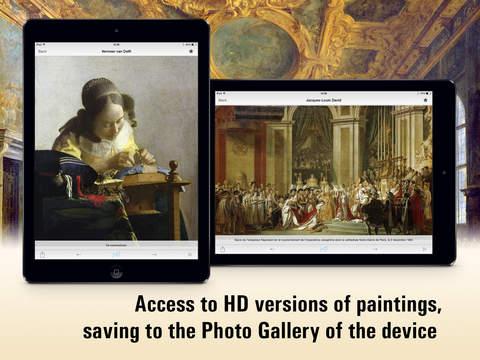 Louvre HD Free screenshot