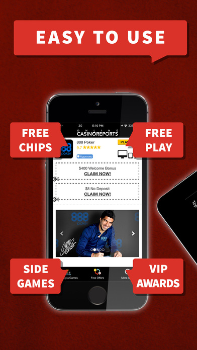 Screenshot 3 Poker Room — The best poker rooms on your mobile