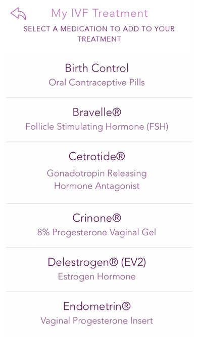 Screenshot #3 for Naula: Your IVF Treatment Simplified