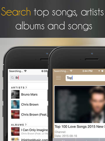 TunzPlayer Pro Music Video: Music Video Player Screenshots
