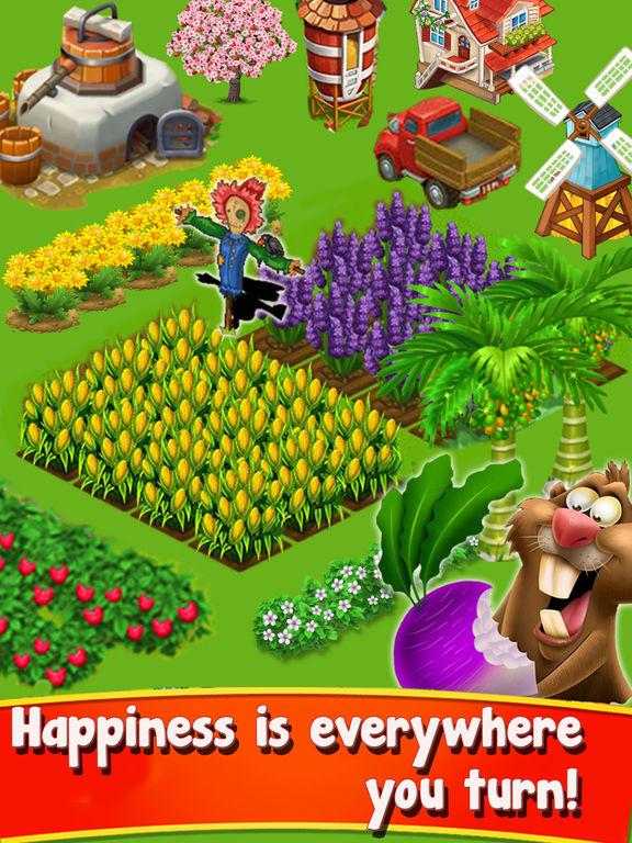 Farming Sim - Amazing The Farm Frenzy 3 для iPad