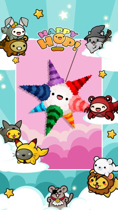 Happy Hop - Kawaii Jump Screenshot