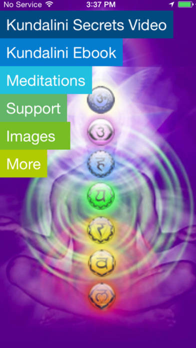 Secrets to Awakening you Kundalini-Jafree Ozwald-Audio/Video Talk Meditation iPhone Screenshot 1