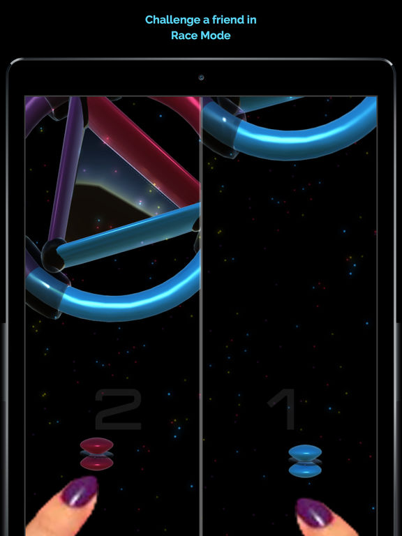 QuattroGlow 颜色搭配挑战游戏 - 截图 5