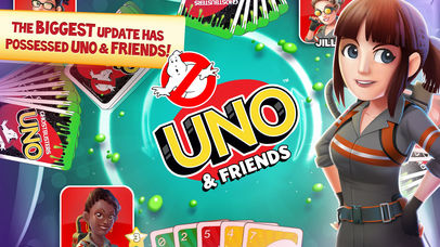 Screenshots of UNO ™ & Friends – The Classic Card Game Goes Social! for iPhone