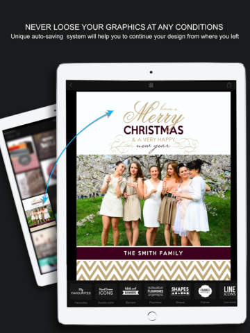 Cameraxis - Edit photos, Design graphics & add Creative typography, beautiful artworks over picture