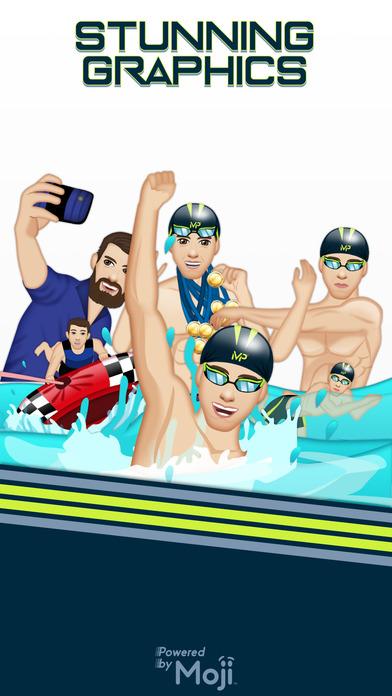 PhelpsMoji by Michael Phelps screenshot 3