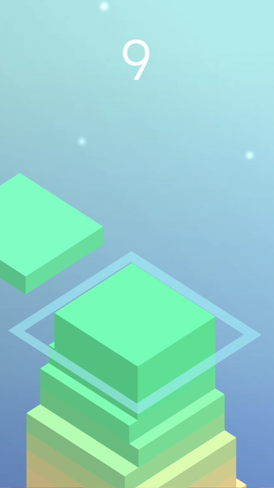 Screenshot 4 Stack Tower: цвет плитки